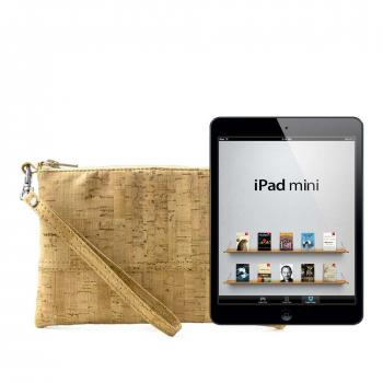 Cork iPad Mini Wristlet